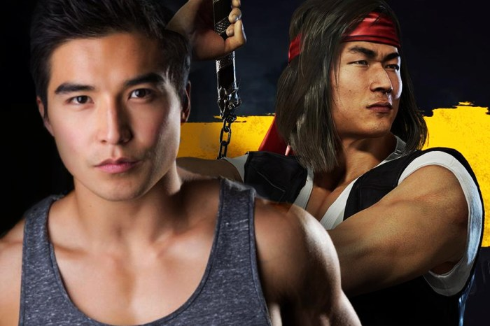 Ludi Lin In Talks To Join 'Mortal Kombat' As Liu Kang