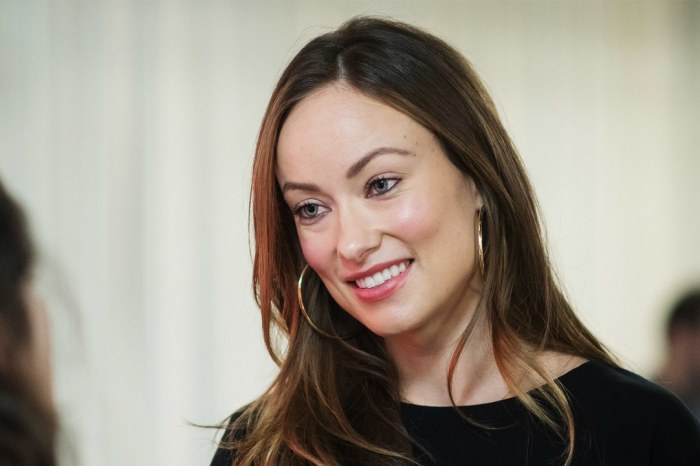 Olivia Wilde Partners With New Line Cinema For Next Film 'Don't Worry Darling'