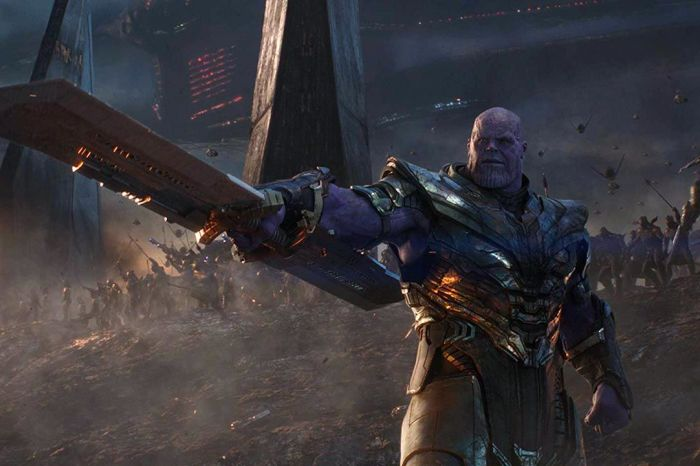 'Avengers: Endgame' Almost Had Thanos Sitting On A Throne Of Skulls