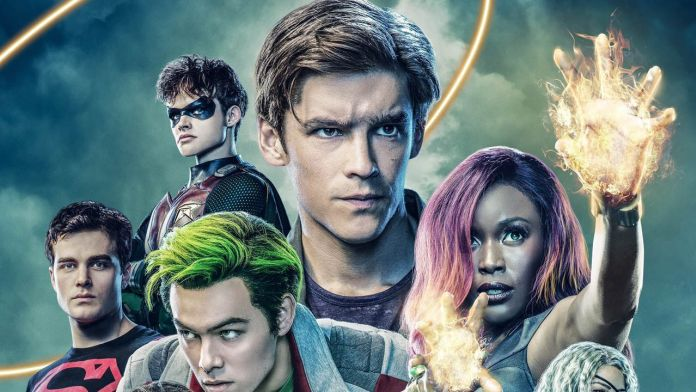 'Titans' Season 2 Episode Titles May Have Been Revealed