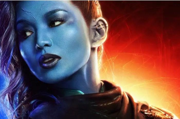 'Captain Marvel' Star Gemma Chan In Talks To Join 'Eternals'