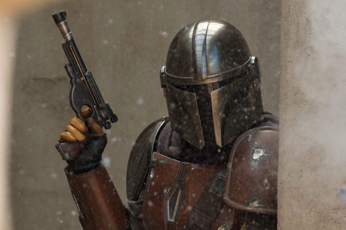 New Leaked Stills From 'The Mandalorian' Have Surfaced Online