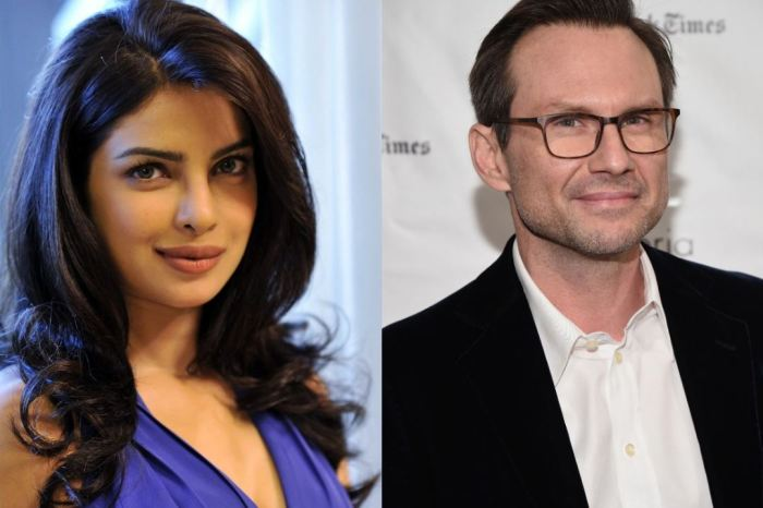 Priyanka Chopra & Christian Slater To Star In 'We Can Be Heroes' On Netflix