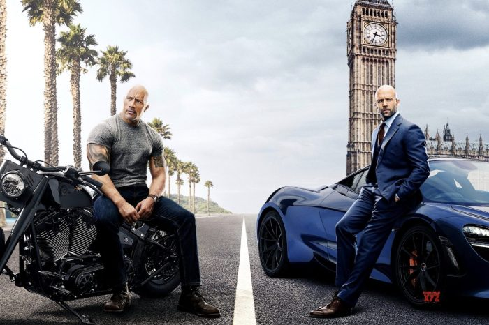 "'Fast & Furious Presents: Hobbs & Shaw' Review: ""A Gloriously Goofy Spinoff"""