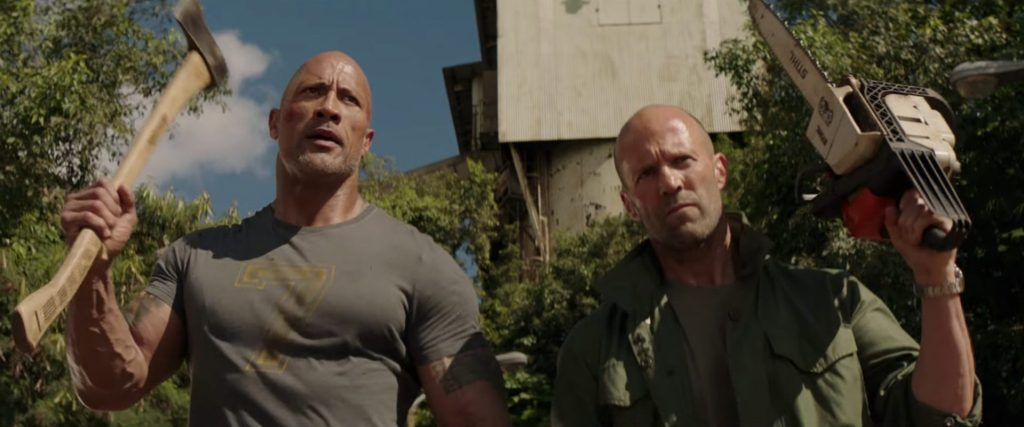 Hobbs & Shaw - The Two Friends