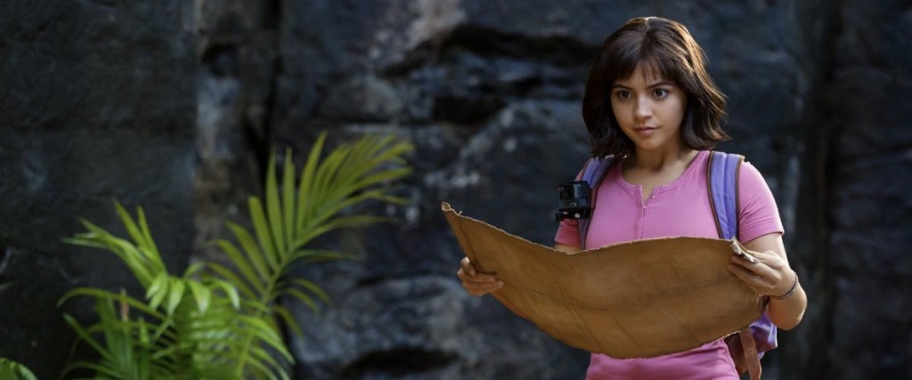 Dora and the Lost City of Gold - Dora and the Map