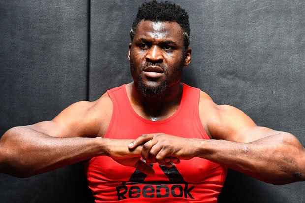 UFC Fighter Francis Ngannou Joins The Cast Of  'Fast & Furious 9'