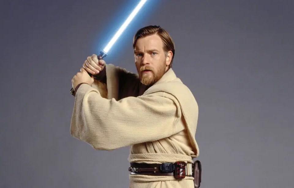 McGregor as Obi-Wan Kenobi