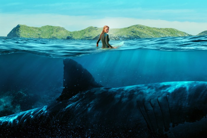 "Shark Week: 'The Shallows' Review: ""Fun Seagull-Infused Shark Cinema"""