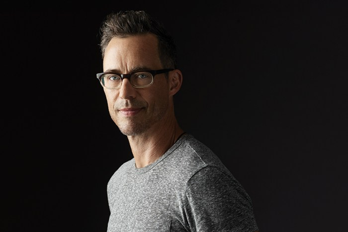 Set Photos From 'The Flash' Reveal Tom Cavanagh's New Character