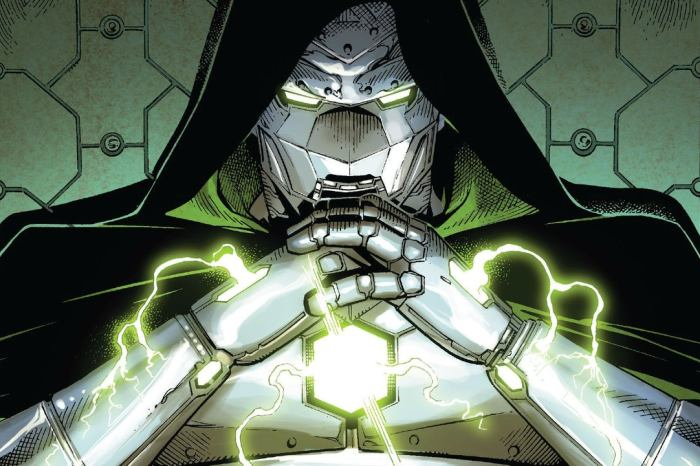 'Doctor Doom' Solo Movie Plans On Hold At Marvel Studios