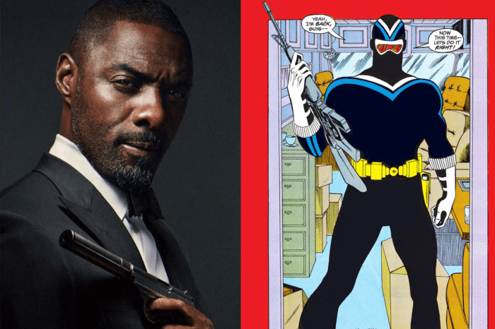 Rumor: Idris Elba Is Playing Vigilante In James Gunn's 'The Suicide Squad'