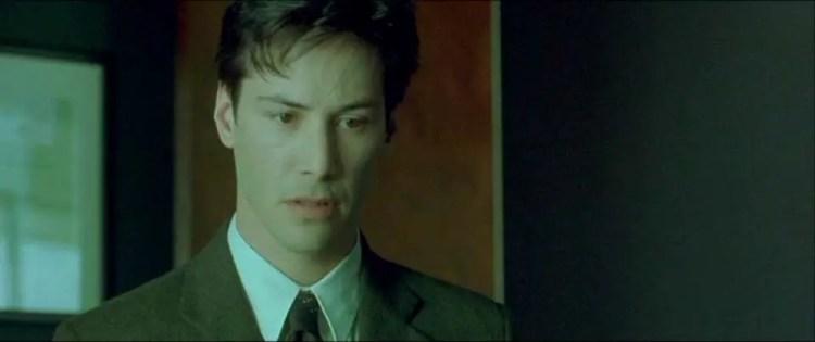 The Matrix - Thomas Anderson