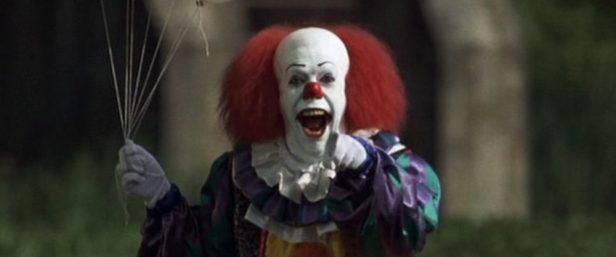 It - Pennywise and a Balloon