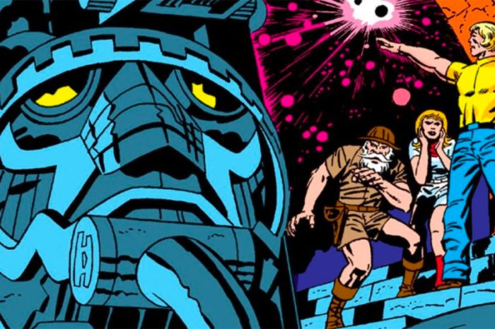 Marvel Studios' 'Eternals' Trailer Details Surface Online