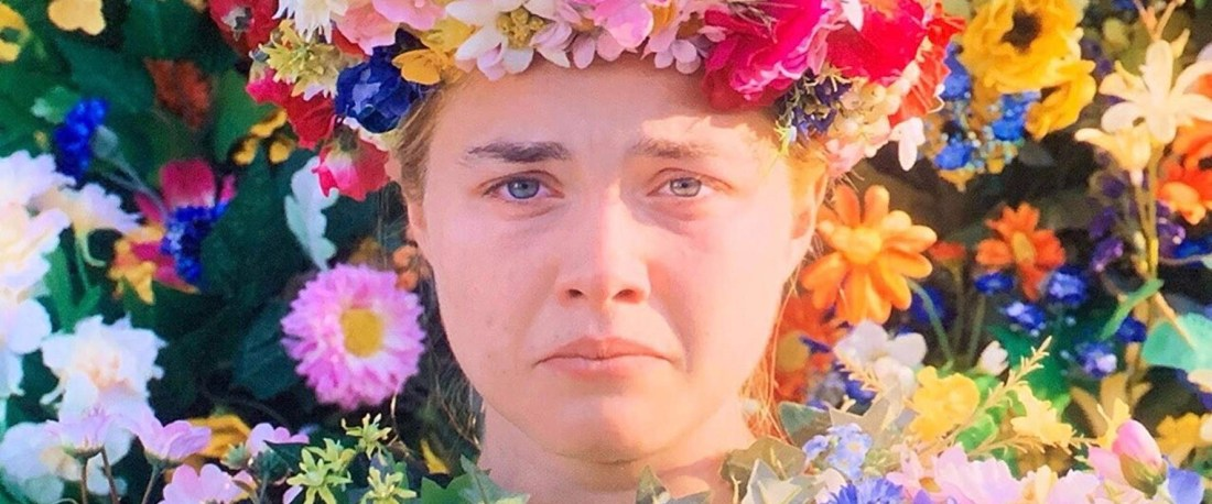 Midsommar - Dani with Flowers