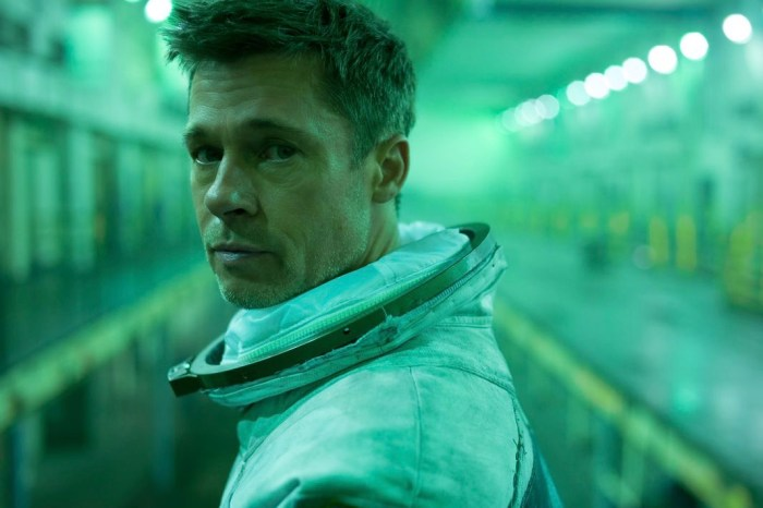 "'Ad Astra' Review: ""Beautiful, But Emotionally Distant"""