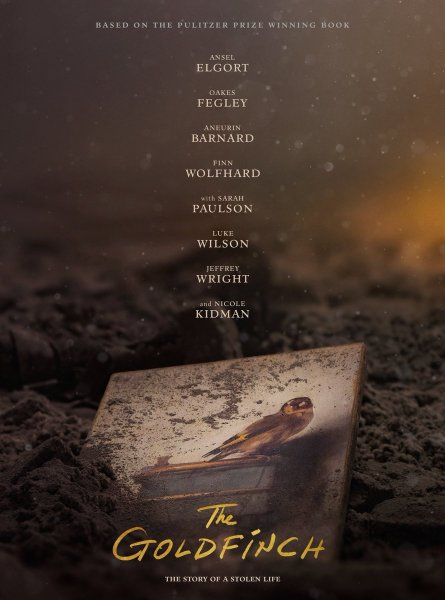 The Goldfinch - Poster