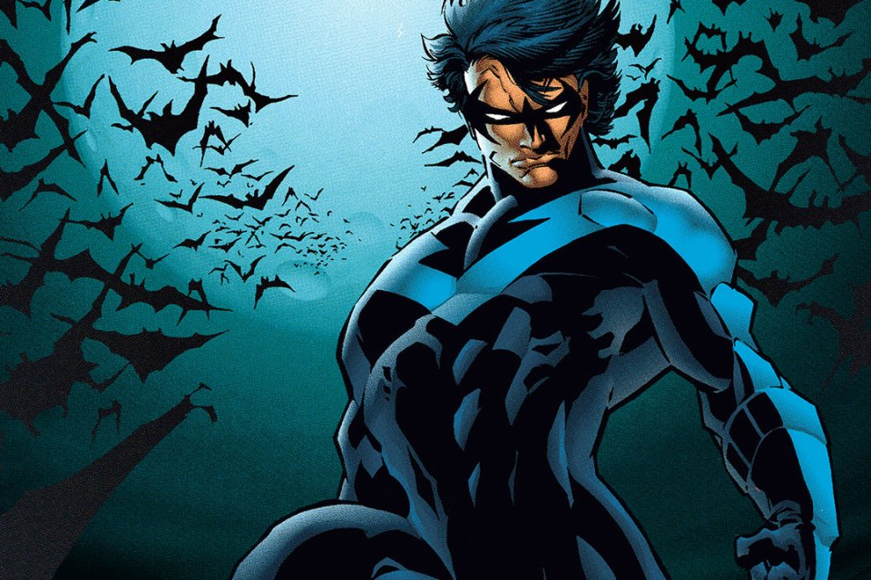 'Titans' BTS Video Features First Look At Brenton Thwaites As Nightwing