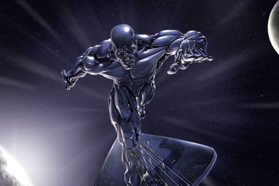 Marvel Studios Reportedly Developing A 'Silver Surfer' Solo Film