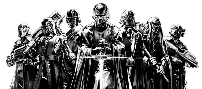 'Star Wars: The Rise Of Skywalker' Figures Reveal New Knights Of Ren