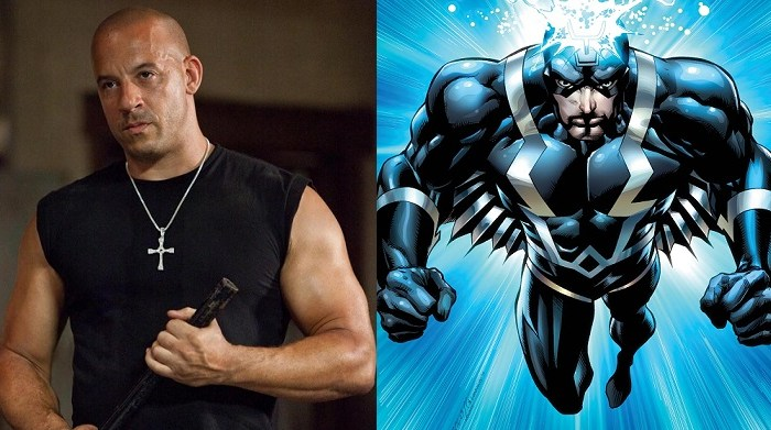 Vin Diesel Reportedly Being Eyed For Inhuman Role In 'Ms. Marvel'
