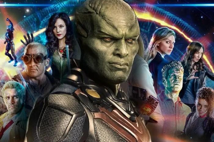 RUMOR: Martian Manhunter Possibly Joining 'Legends Of Tomorrow'
