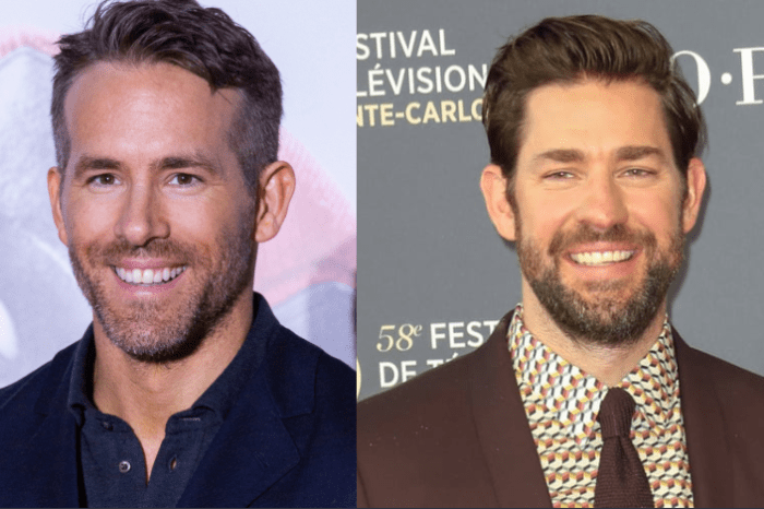 Ryan Reynolds & John Krasinski Set To Star In Fantasy Comedy 'Imaginary Friends'