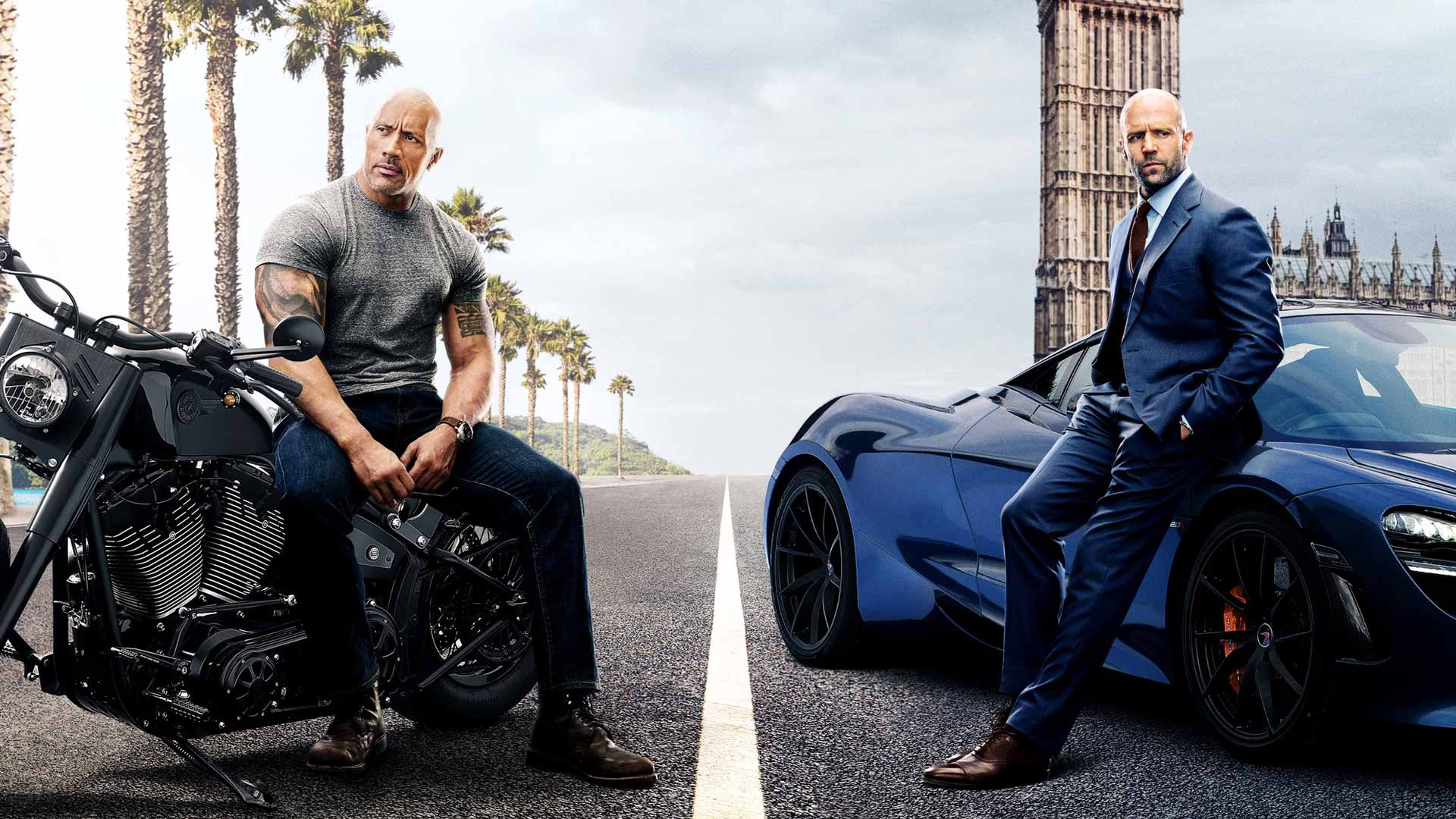 Badcasting 'Fast & Furious Presents: Hobbs & Shaw'