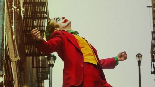 Joker - Dancing on the Stairs