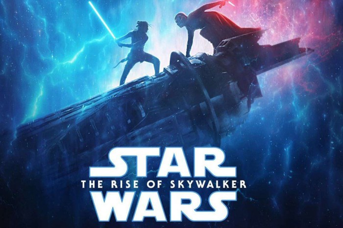Disney Introduces A New Character From 'Star Wars: The Rise Of Skywalker'