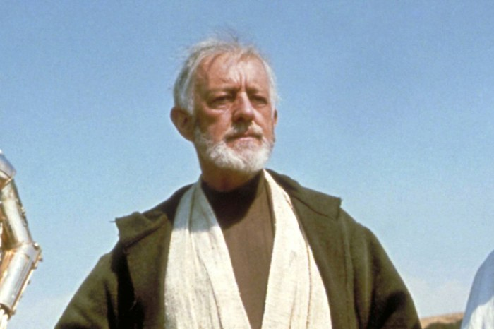 Ewan McGregor's Obi-Wan Will Be More Like Alec Guinness in Disney+ Series