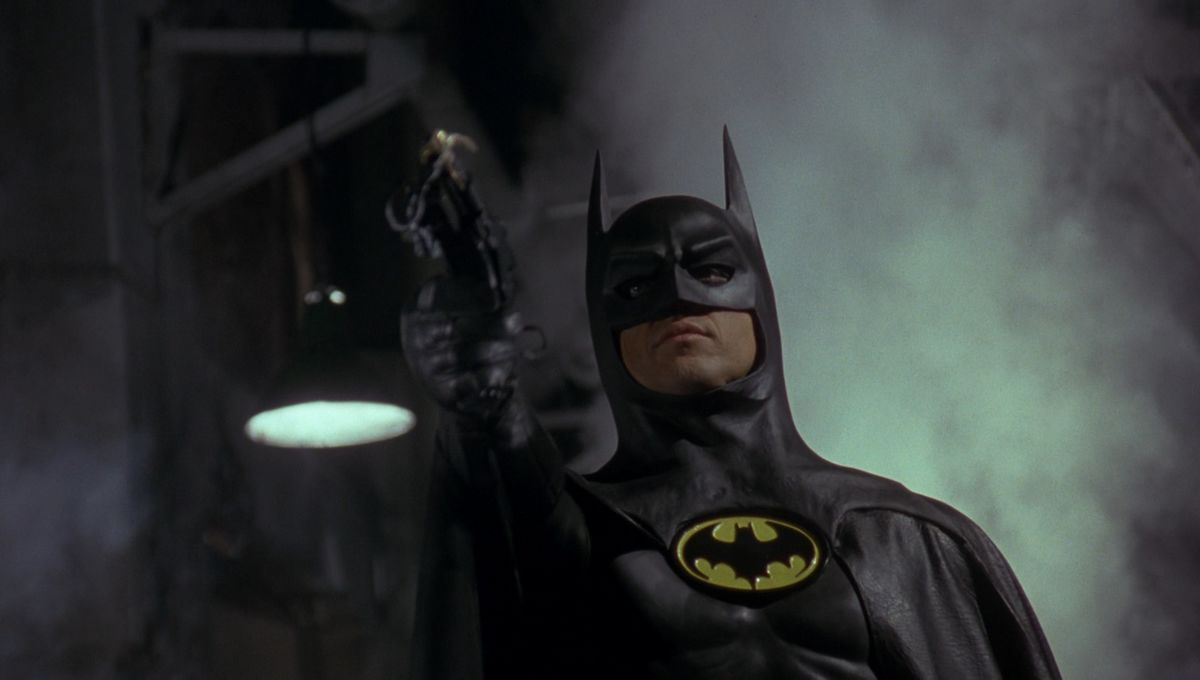 Rumor: Michael Keaton's Batman returns in Crisis On Infinite Earths