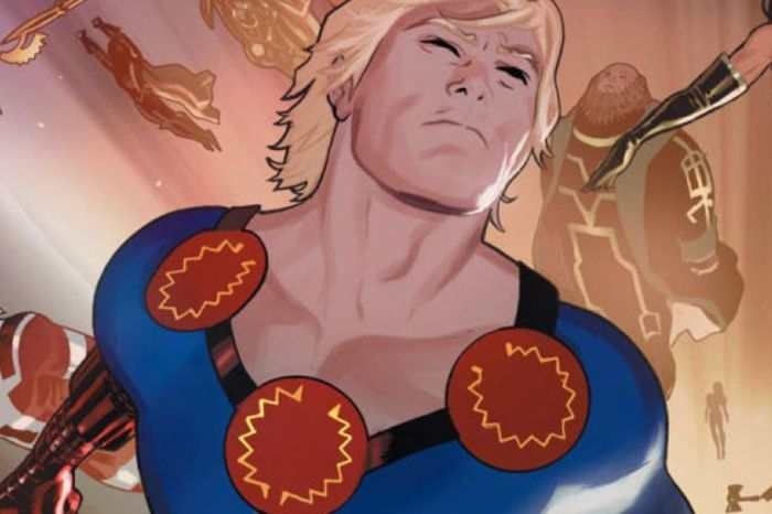 'Eternals' Set Photo Features First Look At Richard Madden's Ikaris