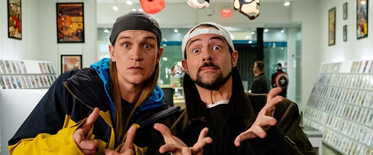 Jay and Silent Bob Reboot - our heroes