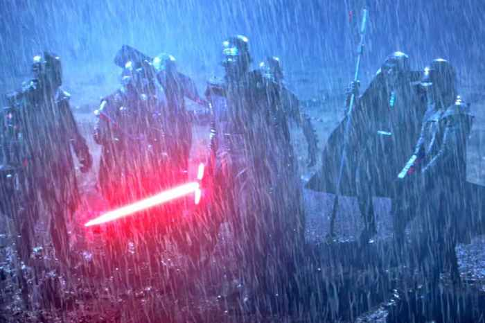 The Knights Of Ren's Identities Will Not Be Revealed In 'Star Wars: The Rise Of Skywalker'