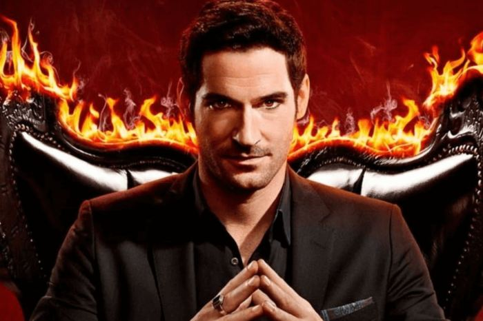 Tom Ellis Will Appear As Lucifer Morningstar In 'Crisis On Infinite Earths'