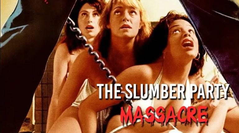 Slumber Party Massacre - Review Cover Image