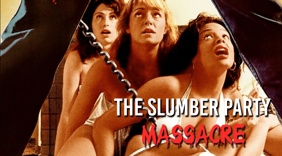 Slumber Party Massacre - Review Cover Image