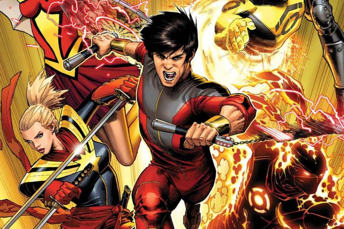 Marvel Studios Is Reportedly Casting Multiple Villains For 'Shang-Chi'