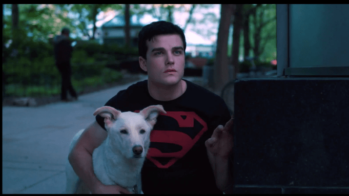 Conner and Krypto