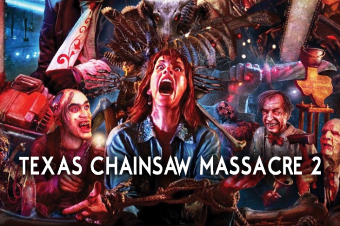 13 Slashers Through the Ages: 'The Texas Chainsaw Massacre 2' Review