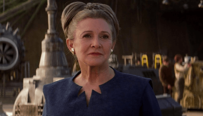 General Leia Was Originally Going To Be The Last Jedi In 'The Rise Of Skywalker'