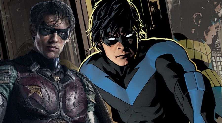 'Titans' Concept Art Featuring Nightwing Revealed
