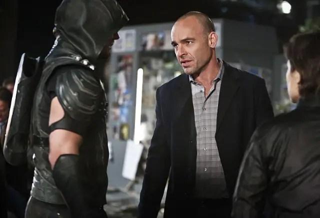 Paul Blackthorne Will Return As Quentin Lance For Final Season Of 'Arrow'