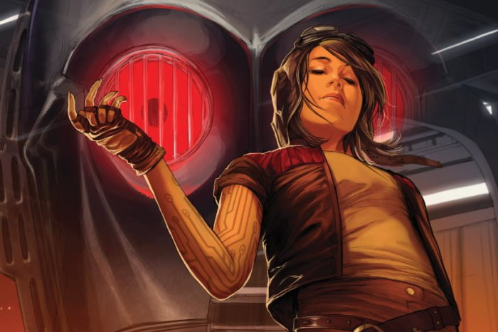 RUMOR: Doctor Aphra Series Might Be In Development At Disney+