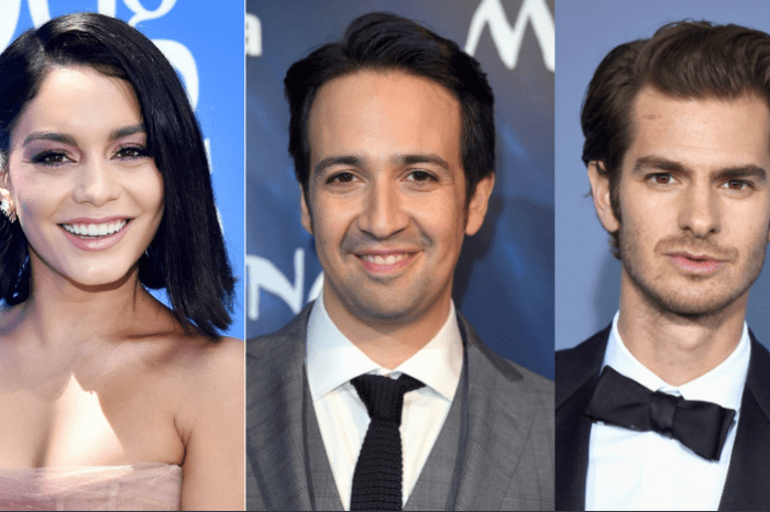 Andrew Garfield & Vanessa Hudgens To Star In Lin-Manuel Miranda's 'tick, tick...BOOM!'