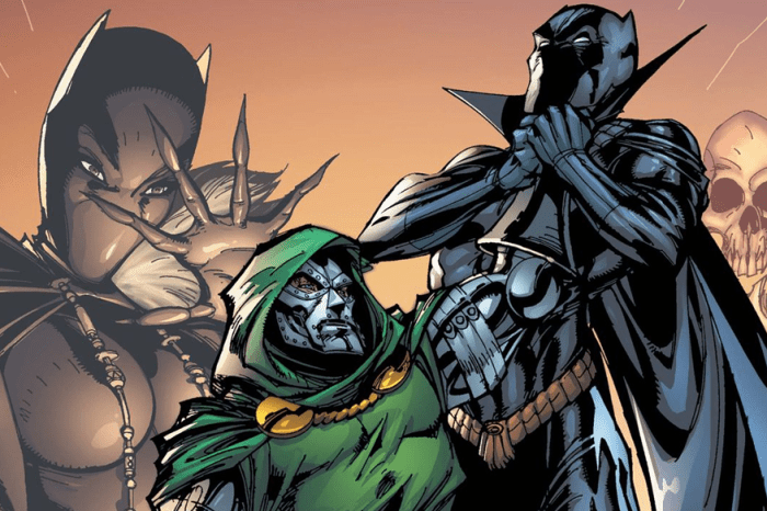 RUMOR: Doctor Doom Will Be The Villain Of 'Black Panther II'