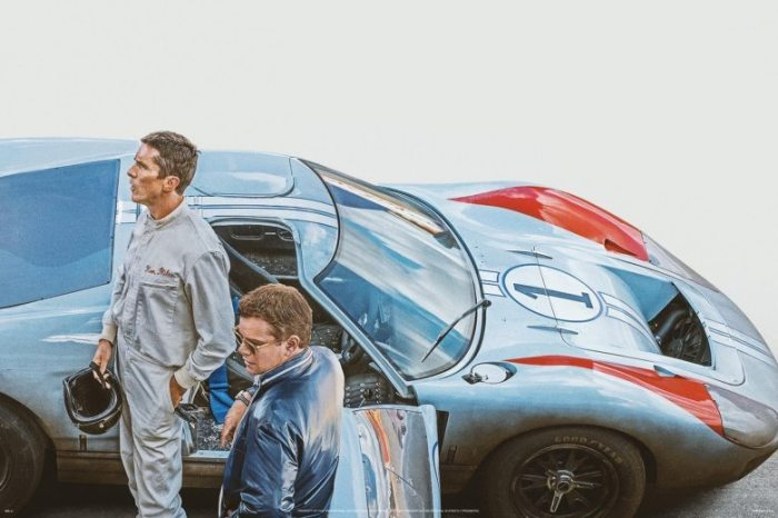 """'Ford v Ferrari' Movie Review: """"An Exhilarating Race That Never Slows Down"""""""