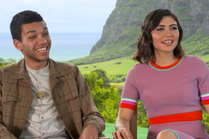 Justice Smith & Daniella Pineda To Return For 'Jurassic World 3'